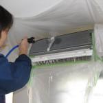 エアコン掃除の仕方を再確認♪室外機も自分で!
