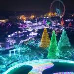 クリスマスイルミネーションはこれ!2015 東京の人気ランキング